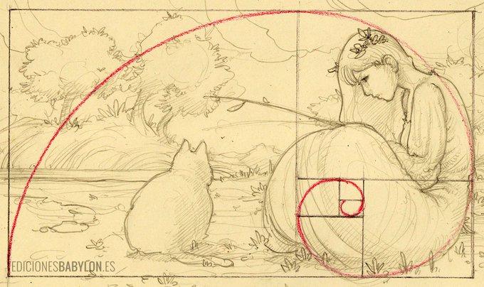 Tutorial de dibujo: composición avanzada