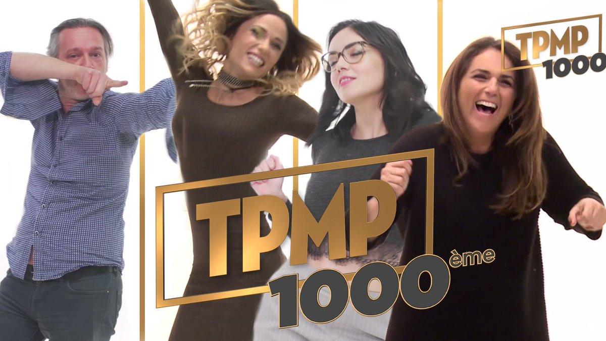 🎂 Joyeux anniversaire @TPMP 🎂  Rendez-vous ce soir à partir de 19h10 p...