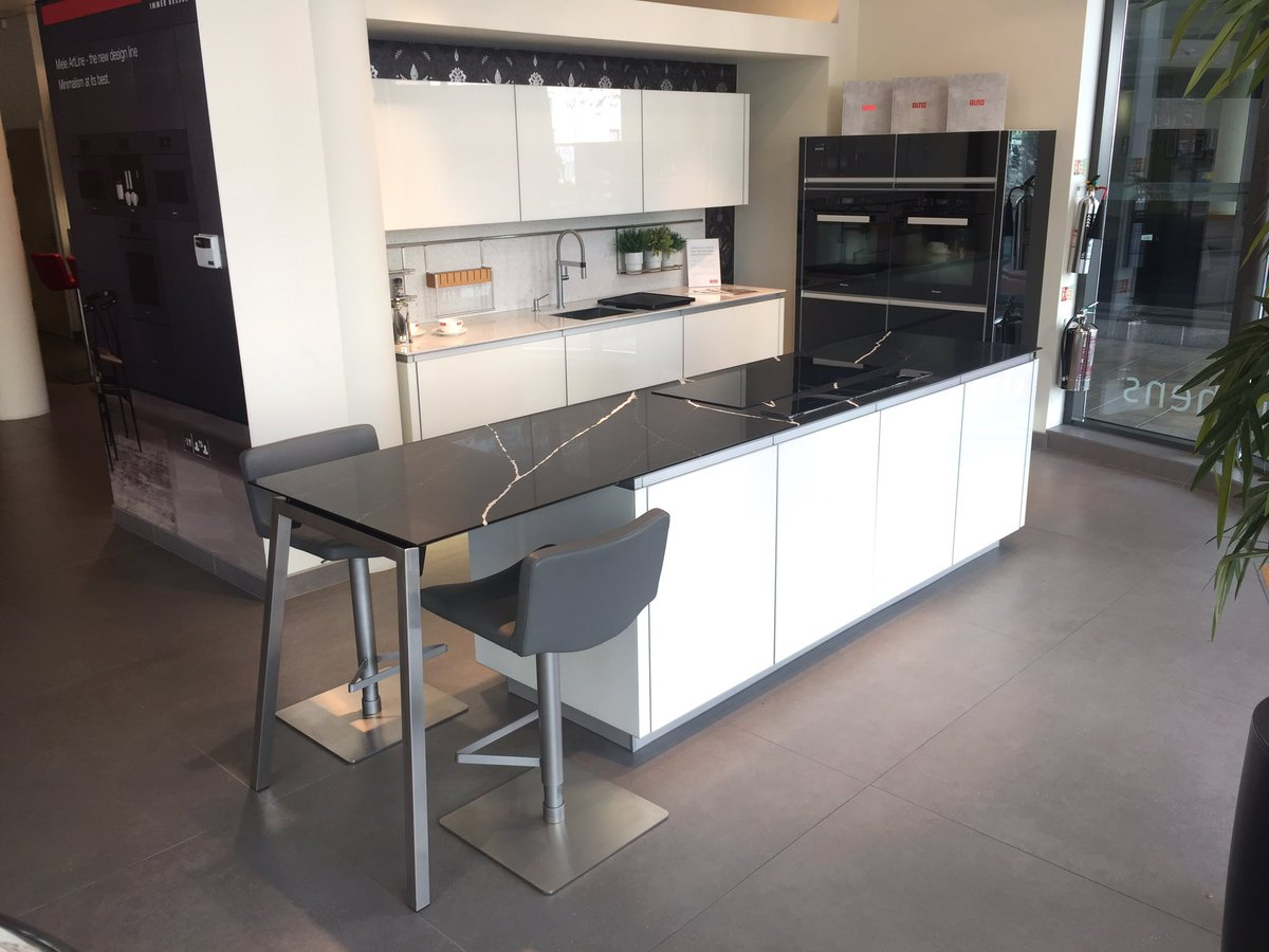 Alno store bristol on twitter come and see the latest - Silestone showroom ...
