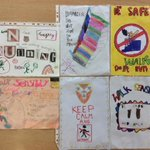Thank you to all pupils who took part in the design a poster competition, here are just some of the wonderful entries! #SchoolOfInspiration