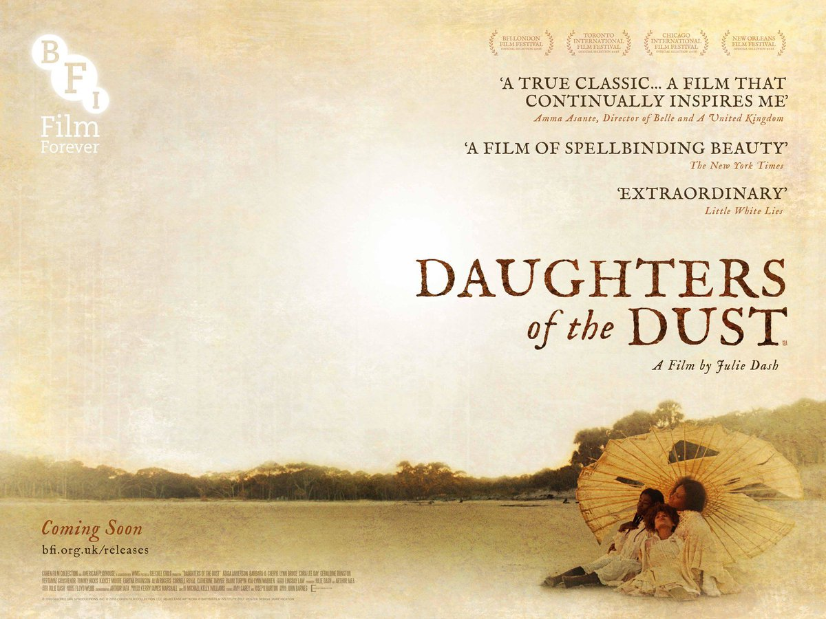Revealed: our new poster for @JulieDash's spellbinding Daughters of th...