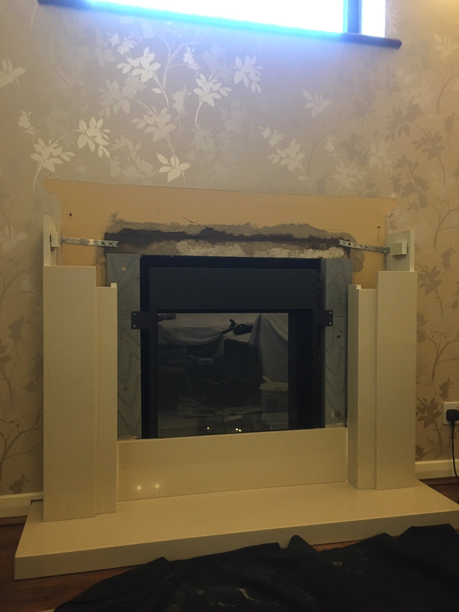 infinity 480 electric fire. bdl gas services on twitter: \ infinity 480 electric fire