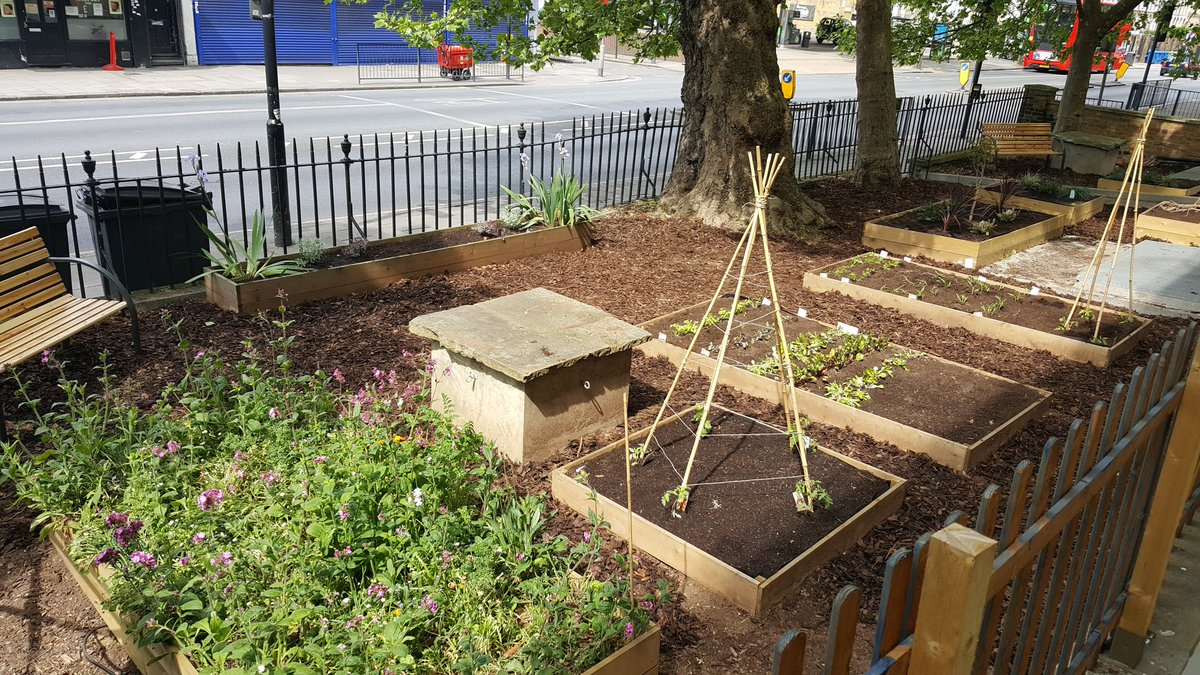 V Inspired By The Spring Weather...check Out Our Progress In The Stand Up  Garden!! Grand Opening Coming Up In June :) @GrowWildUK  @CEVokinspic.twitter.com/ ...