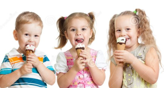 Ice Cream would be considered a healthy snack  #IfKidsWereInCharge htt...