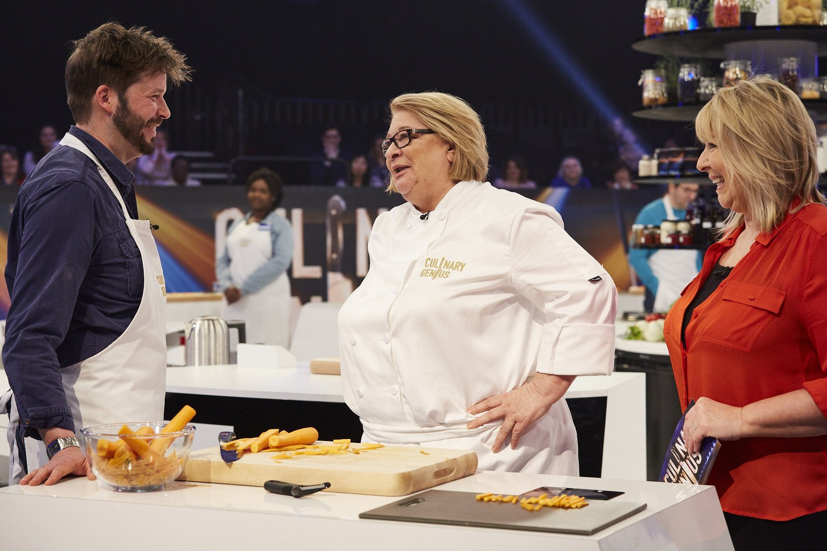 Excited for a brand new episode of #CulinaryGenius @ITV at 3 PM today ! https://t.co/Y6V3rP9vfu