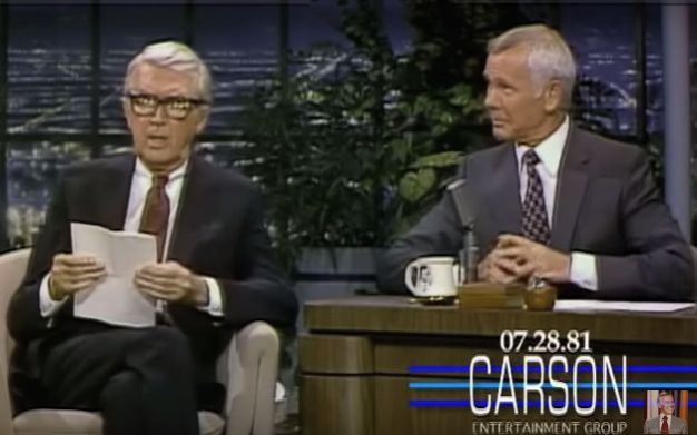 The dog poem that made Johnny Carson cry (and read by Jimmy Stewart) h...