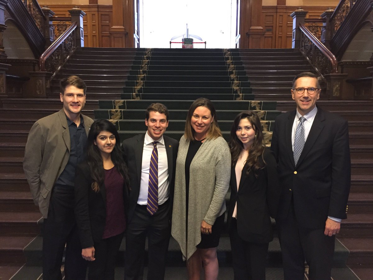 It was a pleasure to meet @John_Milloy's political science class from...