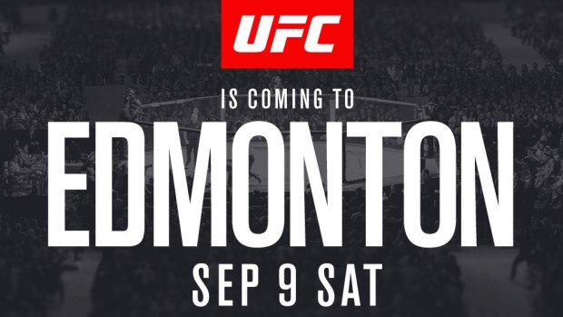 Edmonton to host UFC 216 at Rogers Place: https://t.co/rnTjAaJyDP http...