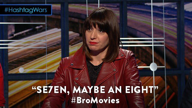 Smash your film can against your forehead and watch us play #BroMovies...