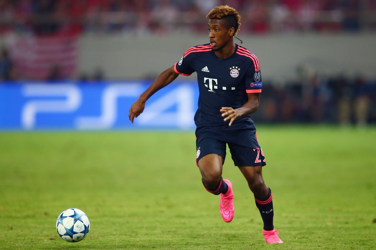 CONFIRMED: Bayern will sign 20-year-old winger Kingsley Coman from Juv...