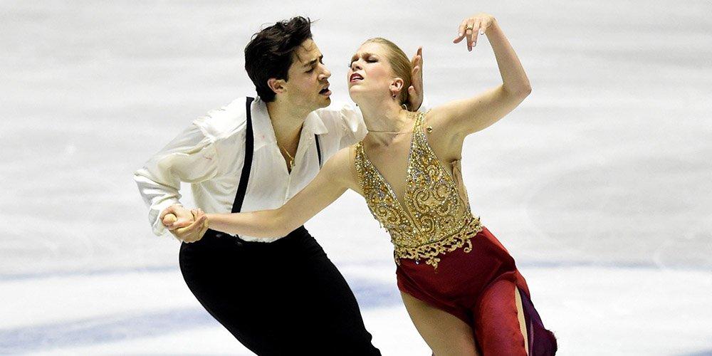 Team: Kaitlyn Weaver & Andrew Poje Program: 'Concierto de Aranjuez...