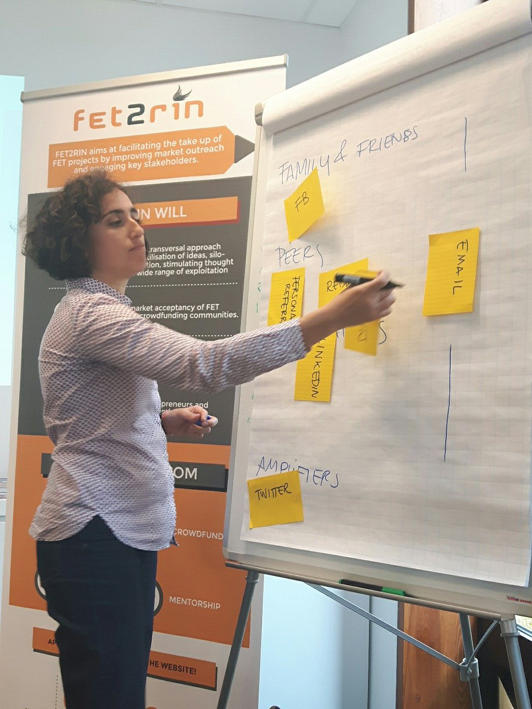 Which channel works best with who?! #crowdfunding campaign #researchimpact #EUprojectsresults #EUProjectSustainability @fet_eu @FETFlagships https://t.co/4QYAfK8q9U