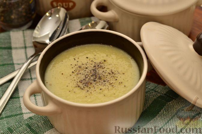 Суп пюре из цветной капусты рецепты быстро и вкусно