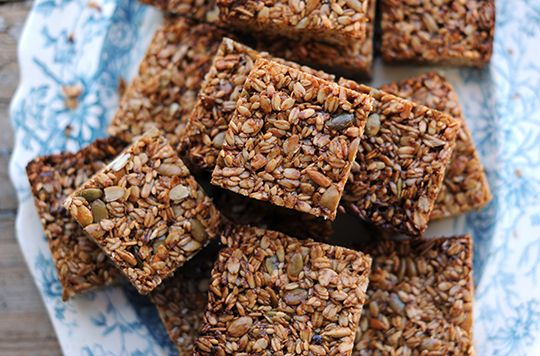 Malty Flapjacks for Snack Emergencies / Baking Recipes and Advice