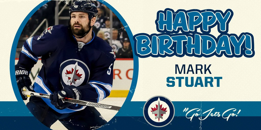 Happy Birthday to Mark Stuart today! 🎉 https://t.co/C2WYK5Pl3x