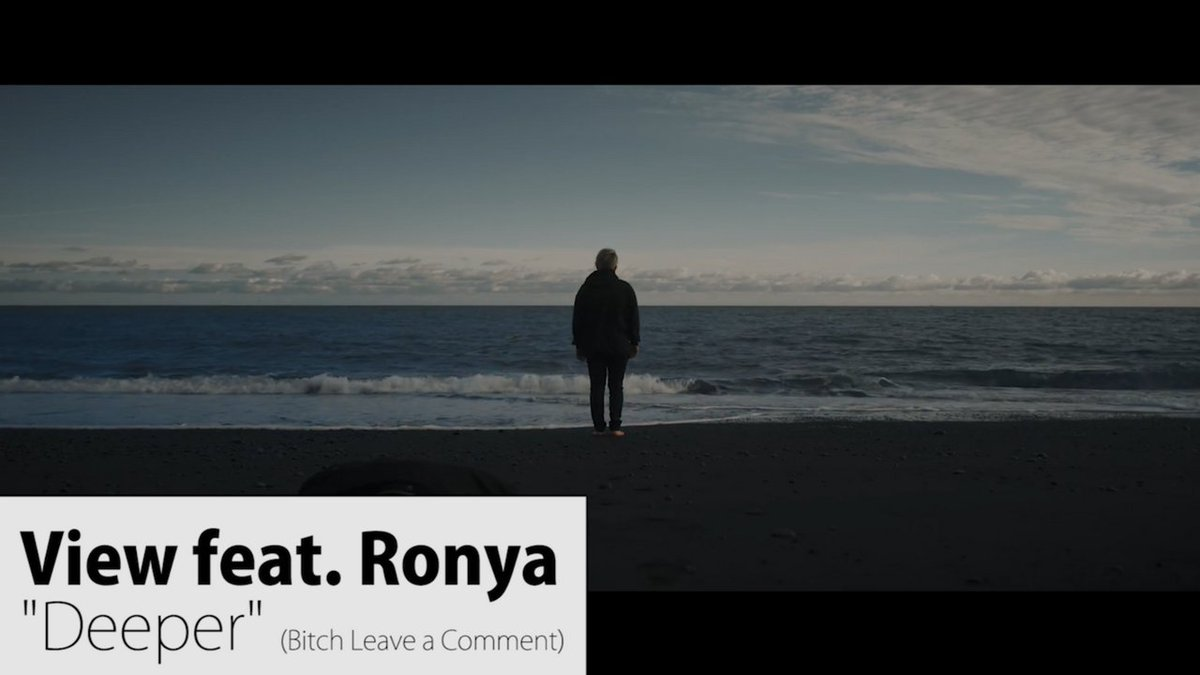 RT @rapde: Videopremiere: View feat. Ronya – Deeper (Bitch Leave A Comment) https://t.co/ghyJGbJLyi @viewofficial_ https://t.co/KK6tEZZ2ZW