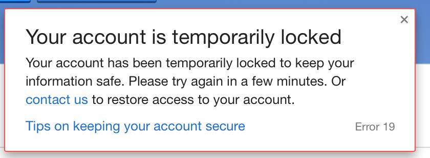 The current bane of my life! Sort it out pls! #yahoomail #fail #frustrated #again #neverending #unreliable #email<br>http://pic.twitter.com/YaqB7R4zYa