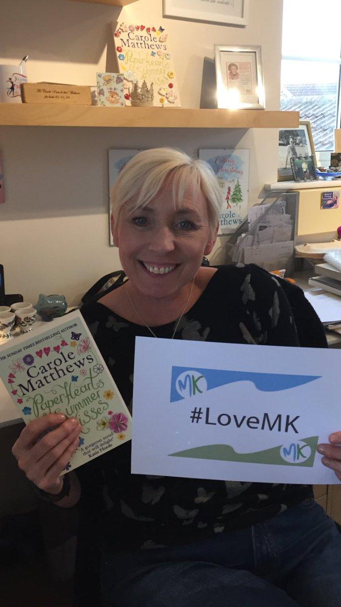 I #lovemk so much I set my romantic comedy novels here! C : ) xx #mk50...