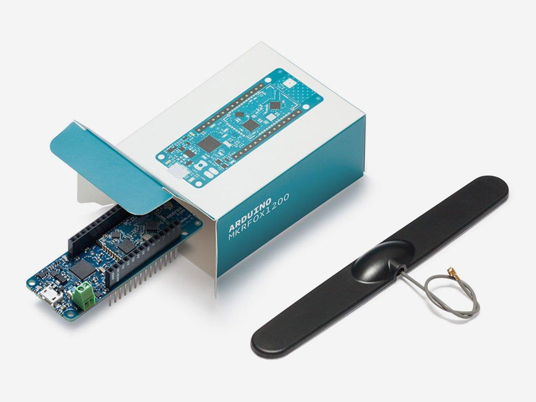 Low-Power Wireless Sensor Node maniacbug