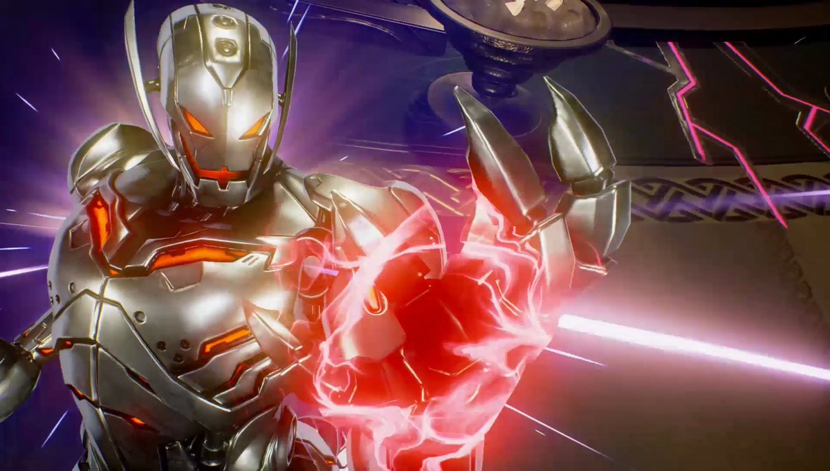 Watch Ultron and six more iconic characters battle it out in the all-new #MVCI gameplay trailer! https://t.co/sPDZrEZEJf