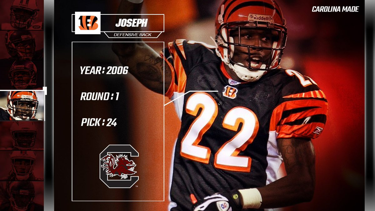 2000 7 - Gamecock Football On Twitter Since Gamecocks Have Heard Their Name Called In The First Round Of The Nfldraft Johnathan Joseph Walked Across The - 2000 7