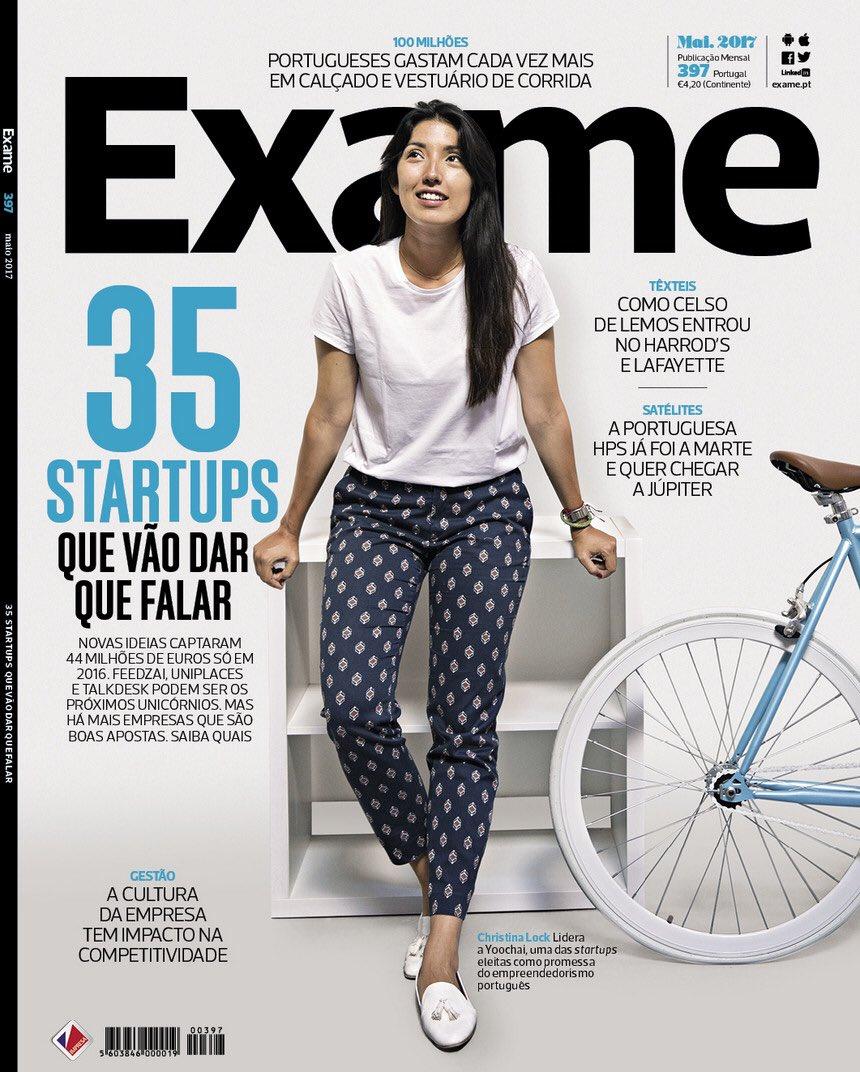 Resultado de imagem para revista exame portugal