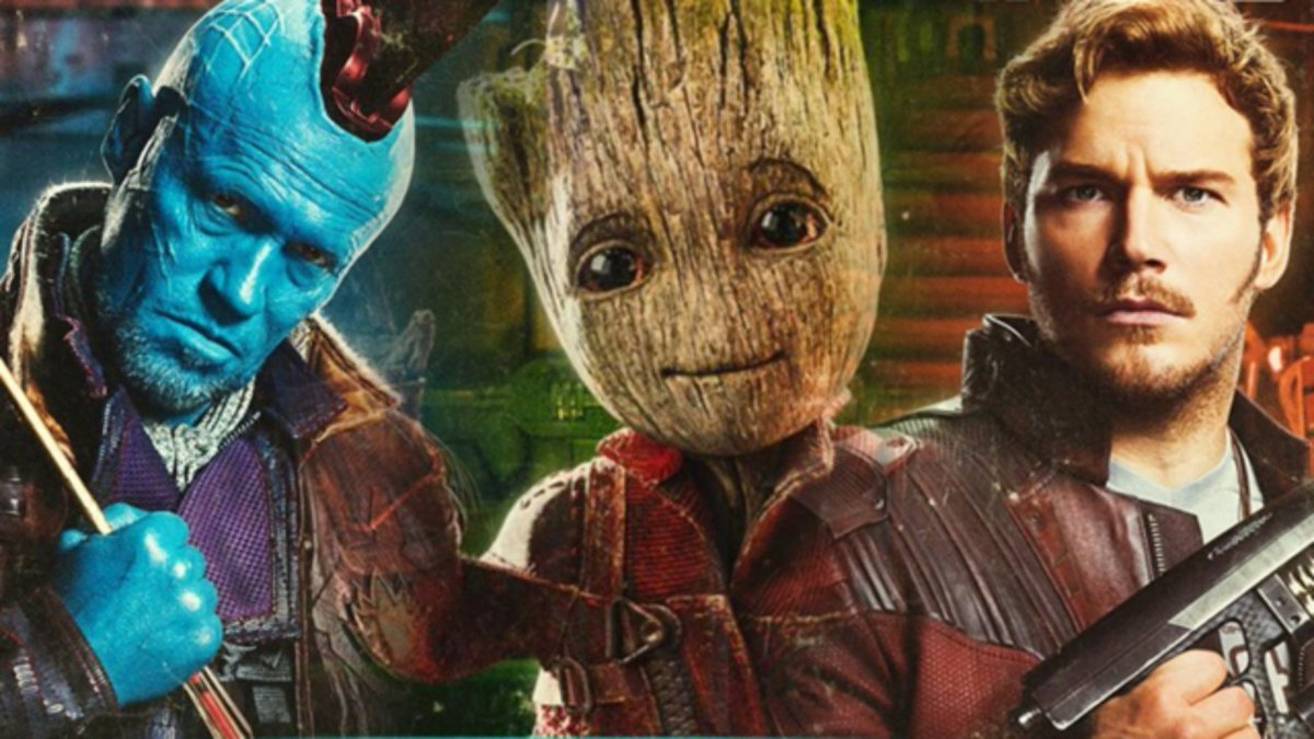 Ego and dancing Baby Groot take the spotlight in new @Marvel @Guardian...