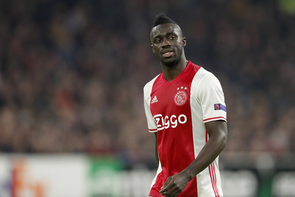 Davinson Sanchez in his first #UEL campaign:  Games 9 Won 6 Clean shee...