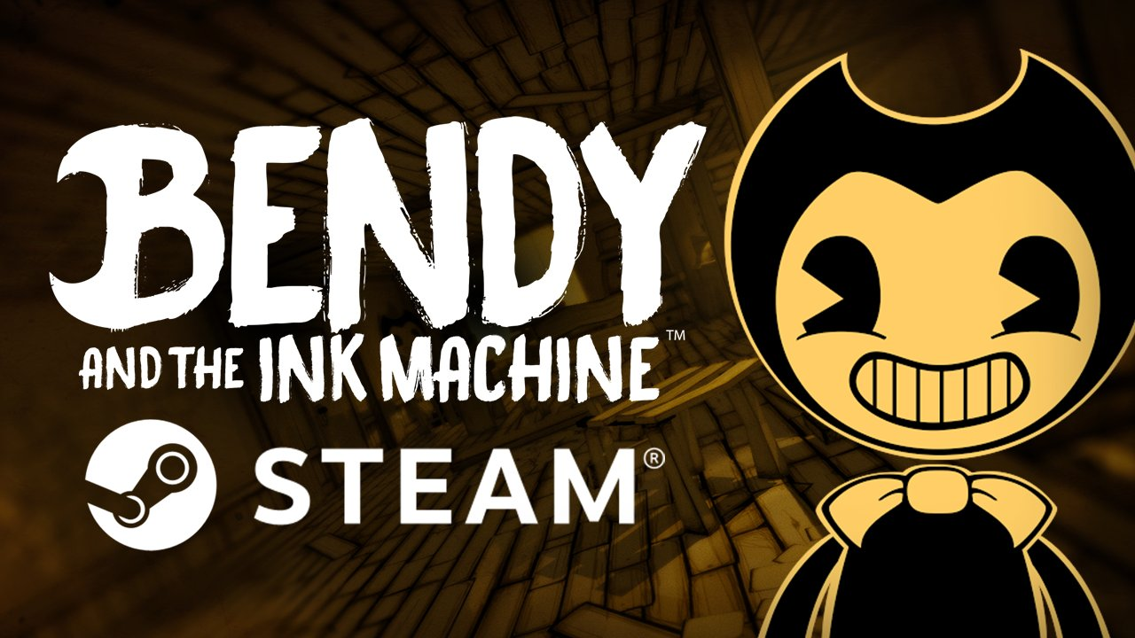 """Bendy on Twitter: """"WE DID IT! :D Bendy and the Ink Machine ..."""