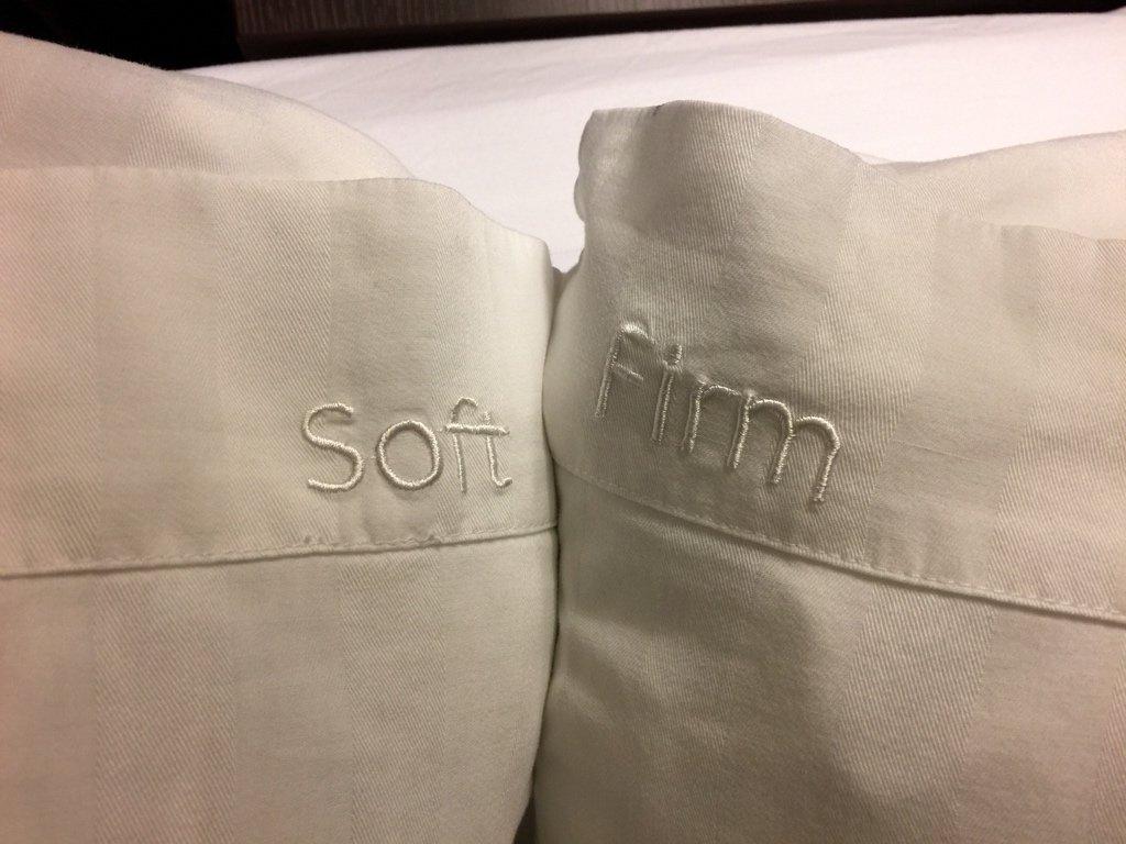 "Karen McGrane on Twitter: ""Screw your fancy pillow menu, this is a ..."