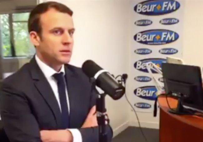 Quand Macron, ignorant qu'il est filmé, avoue son soutien à l'islamiste sulfureux Mohamed Saou >> https://t.co/gYqZXJbAcK