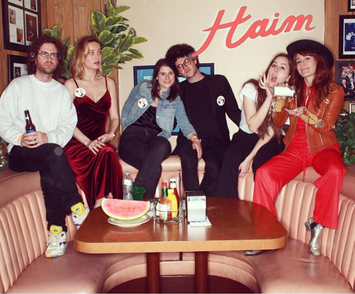 HAIM X CANTER'S https://t.co/z0YXaeVQzQ