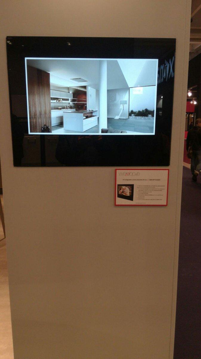 Tv encastrable cuisine captivant interieur meuble cuisine - Tv encastrable cuisine ...