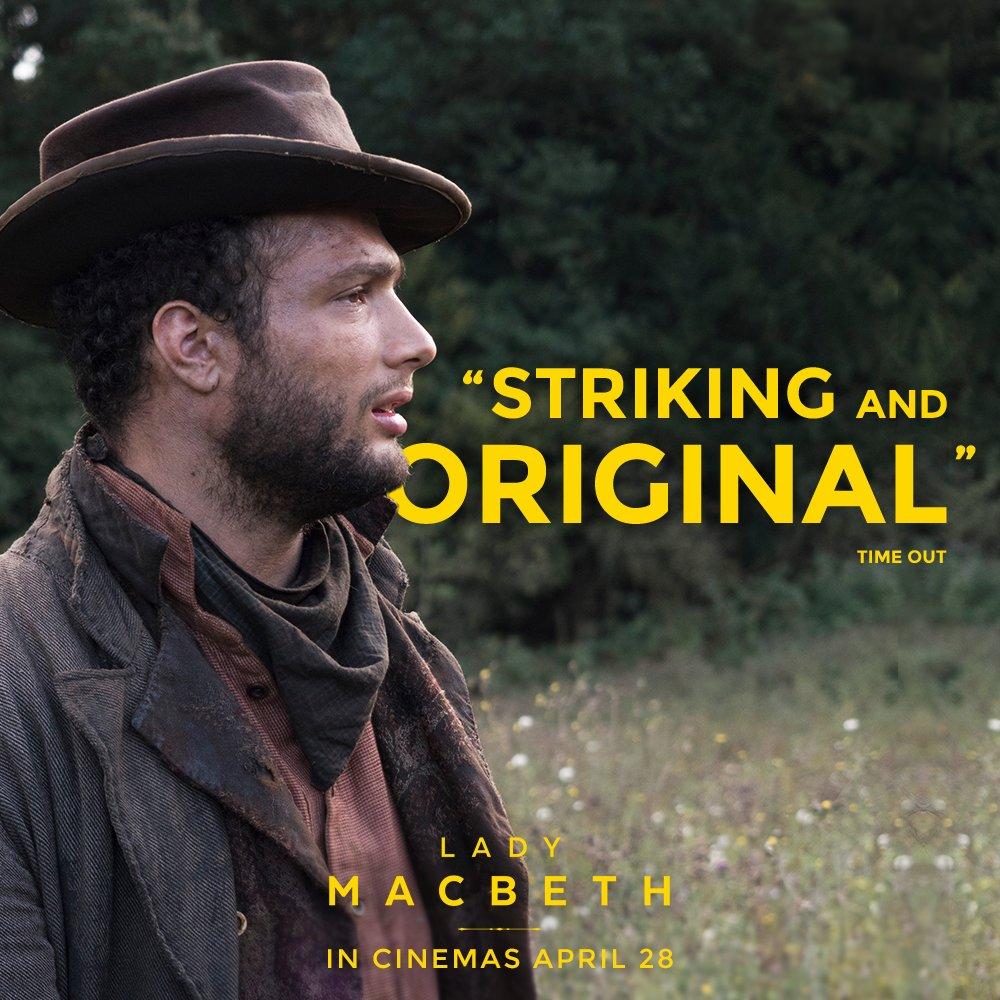 Don't miss #NationalLottery-funded @LadyMacbethFilm in UK cinemas tomo...