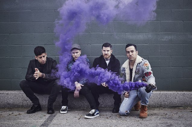 .@FallOutBoy drops new song 'Young and Menace' along with album &...