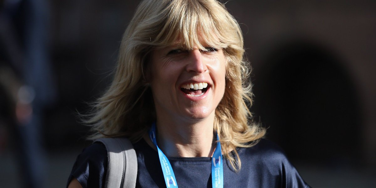 Rachel Johnson joins Lib Dems in extraordinary rebuff to brother Boris...