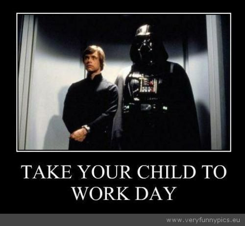 Happy take your daughters and sons to work day! #takeyourchildtoworkda...