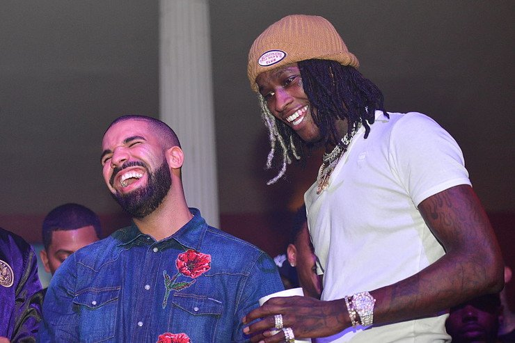 Young Thug says he is dropping a 'Singing Album' this week that is executive produced by Drake