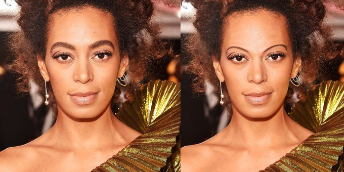 What 20 Celebs Would Look Like With '90s Brows