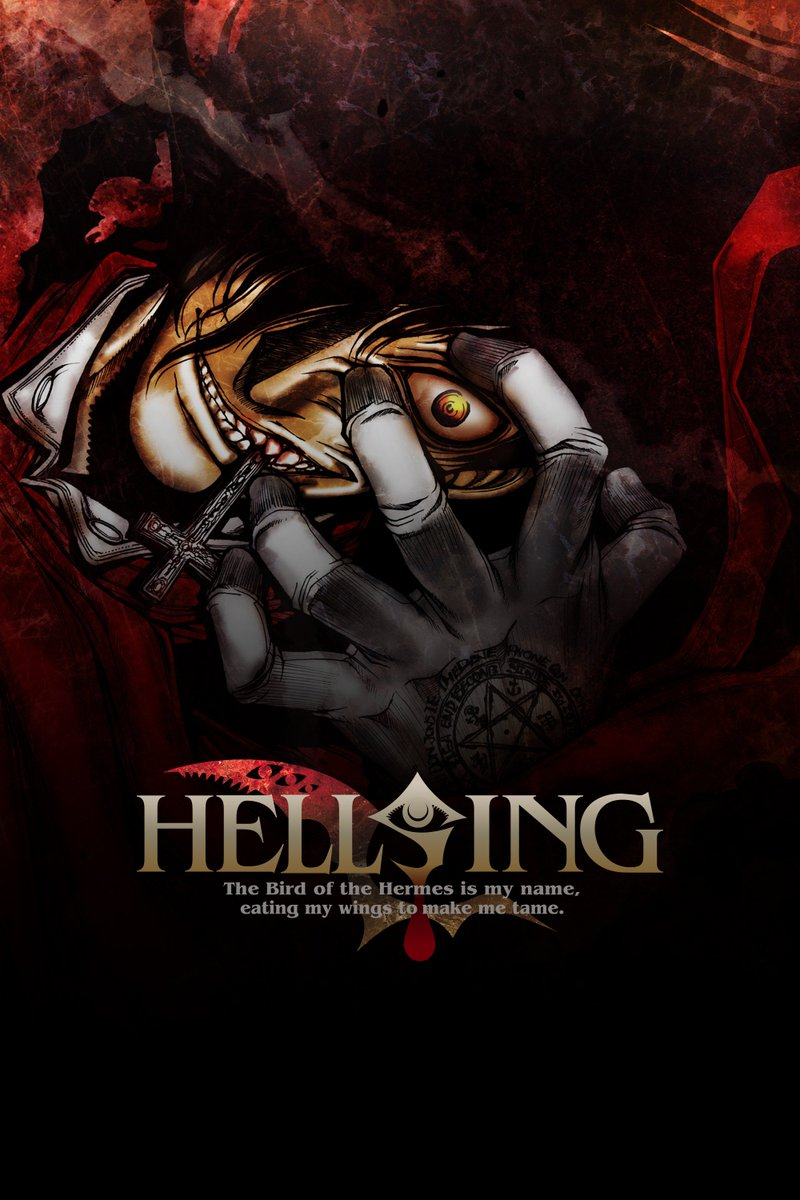 Crunchyroll On Twitter HELLSING And HELLSING ULTIMATE Are Coming