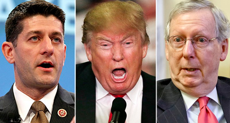 'It's Jekyll and Hyde with this guy': GOP and Trump still at odds 100 days in #T https://t.co/iFylT8FfLa rump100days
