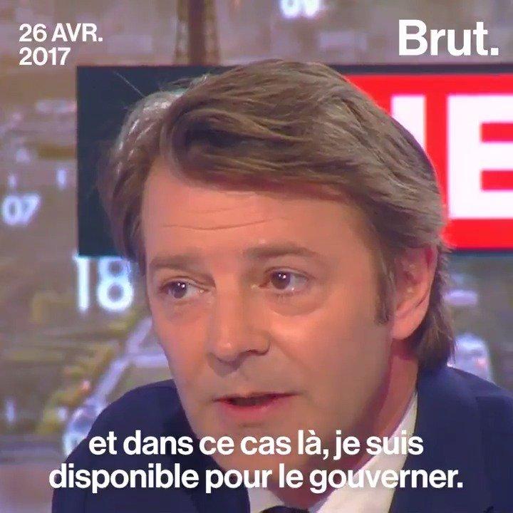 François Baroin aimerait VRAIMENT être premier ministre en 2017.