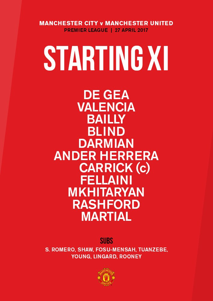 Manchester united on twitter here is tonights mufc starting xi manchester united on twitter here is tonights mufc starting xi mcimun publicscrutiny Choice Image