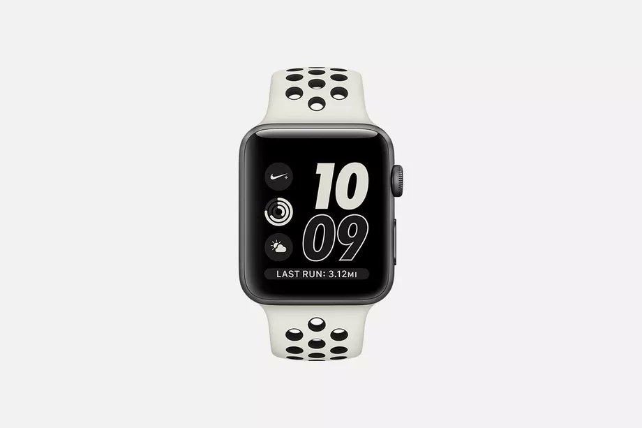 Apple and Nike are releasing a limited edition Apple Watch Series