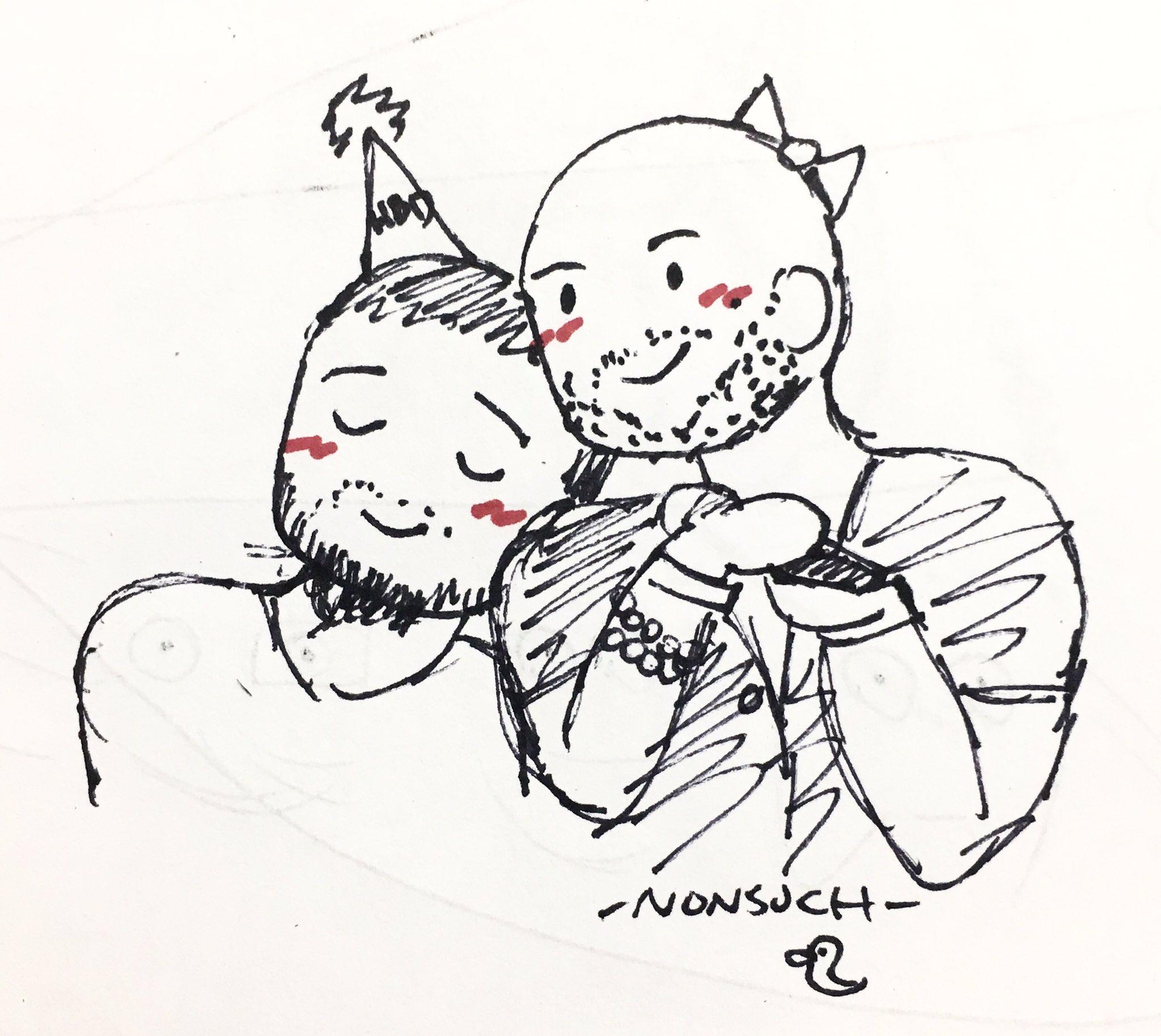RT @NonsuchTheFirst: @MrRickyWhittle @schreiber_pablo happy birthday! I loved you in @ThumperMovie btw 😊 https://t.co/qAHUJHfUyR