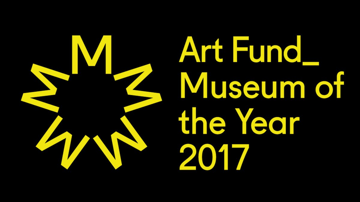 On air: We reveal the @artfund #MuseumoftheYear finalists live from @b...