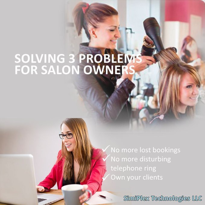 Three Common Challenges For Beauty Salon Owners