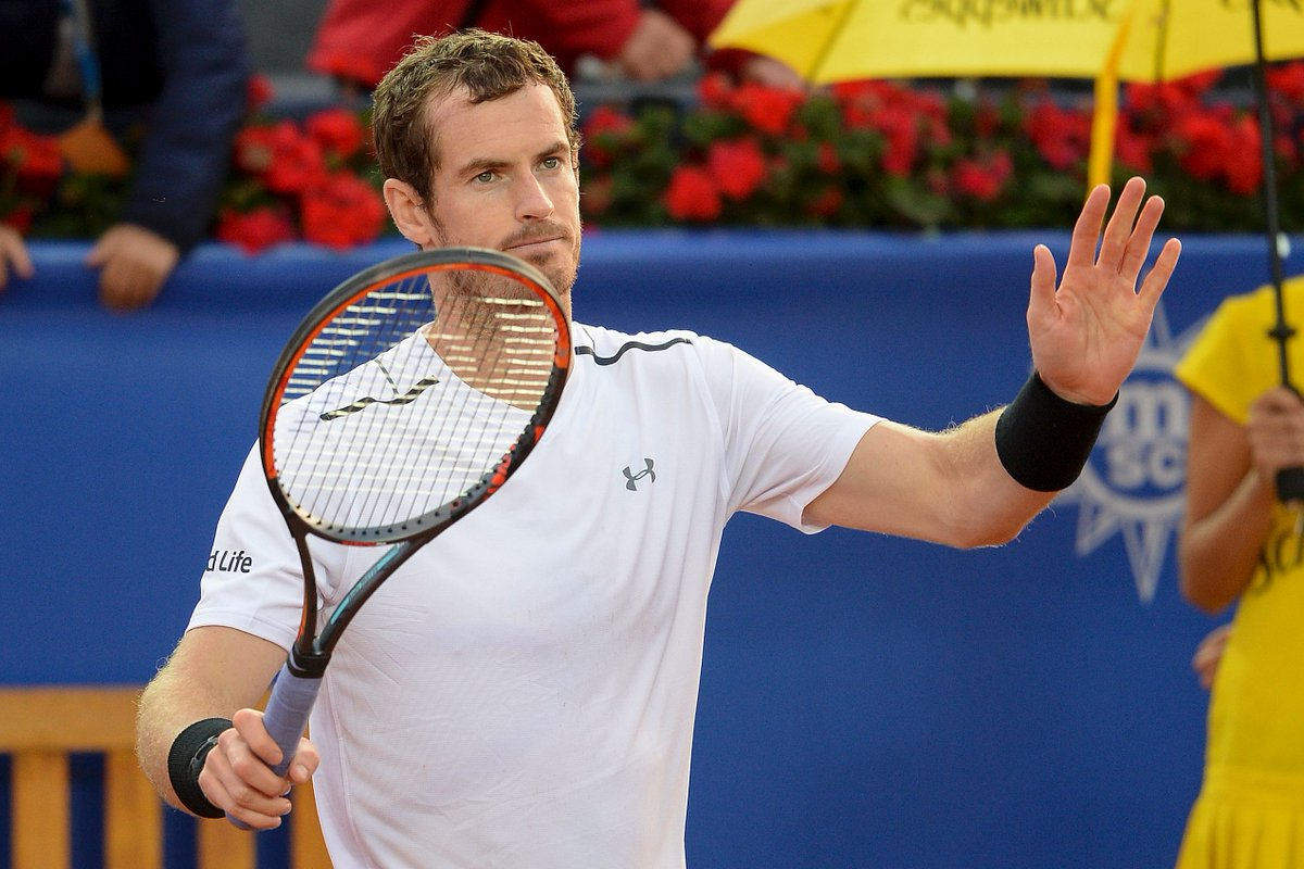 Andy murray twitter - Bbc Sport On Twitter Andy Murray Is Through To The Quarter Finals Of The Barcelona Open After He Beat Feliciano Lopez 6 4 6 4 Https T Co V2mok5cs2n
