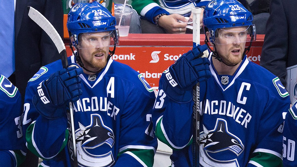 Should the Canucks have traded the Sedin twins a long time ago?  https...