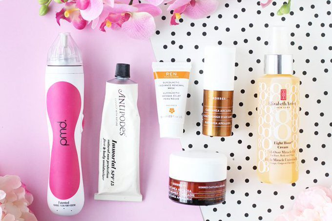 April Skincare Round Up
